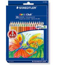 Цв. моливи STAEDTLER Noris 144, 36цв.