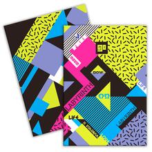 Тетрадка 10200, малък формат, широки редове, 60 л., в-к