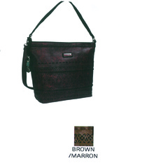 Чанта KIMMIDOLL 27682-03 Brown /Marron