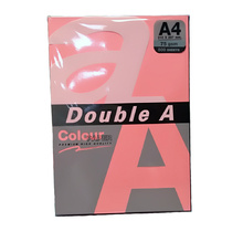 Цветна хартия Double A, 750гр., Neon punch, 24385