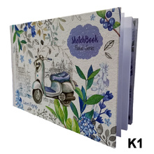 Sketch Notebook Bourgeois