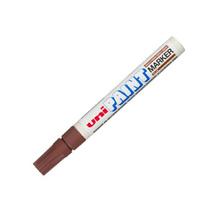 Лаков маркер UNI Paint 1,2, кафяв, 10623