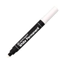 Перманентен маркер CENTROPEN, 2.5, бял, 17690