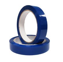 Опаковъчна цветна лента,синя, 18х60