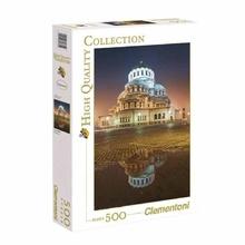 Пъзел Clementoni, Храм-паметник Св. Александър Невски 500 части