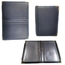 Лични документи с метални ъгли