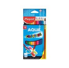 Акварелни моливи MAPED ColorPeps, 12 цвята