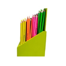 Цветни моливи JOLLY Supersticks, единични, неон и металик
