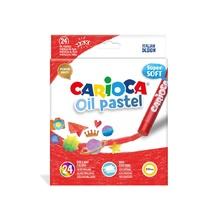 Маслени пастели Carioca, 24 цвята