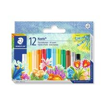 Маслени пастели STAEDTLER Noris 241, 12 цвята