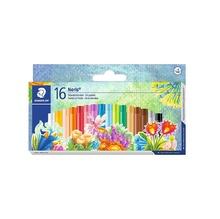 Маслени пастели STAEDTLER Noris 241, 16 цвята