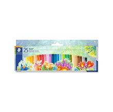 Маслени пастели STAEDTLER Noris 241, 25 цвята