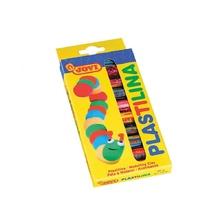 Пластилин JOVI, 10 цвята, безглутенов