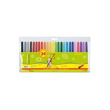 Флумастери GABOL, 24 цвята