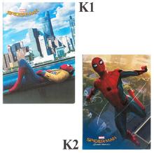 Тетрадка А5, Spiderman, 24 л., големи квадратчета