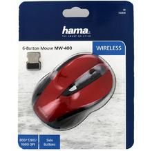 Оптична, безжична мишка HAMA MW-400