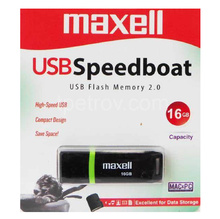 USB Флаш памет MAXELL Speedboat, 16 GB