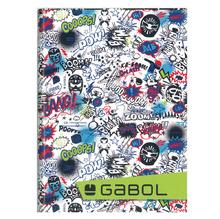 Тетрадка - речник GABOL, м.ф. 80 л., 2 графи, А5