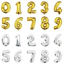 Балон цифри 0-9