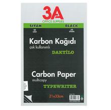 Индиго черно, А4, 50 л./пакет,