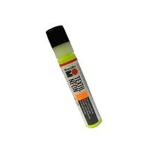 Контур за текстил Marabu, 25мл, Neon-yellow, 321