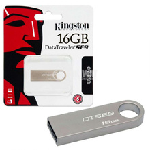 Флаш памет Kingston DataTraveler SE9, 16GB, USB 2.0