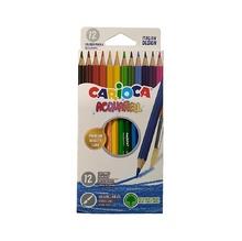 Акварелни моливи Carioca, 12 цвята