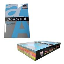 Цветна копирна хартия Double A Rainbow A4, 500 листа