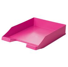 Поставка за документи HAN, хоризонтална,  розова