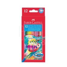 Акварелни моливи Faber Castell, 12 цвята