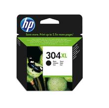 Глава HP 304 XL черна