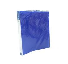 Папка Spree PVC А4, с 30 джоба, синя