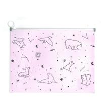 Папка с цип, Spree, Constellation, 33x24.5 см