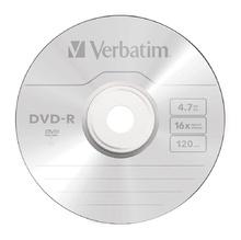 DVD-R Verbatim, 4.7 GB