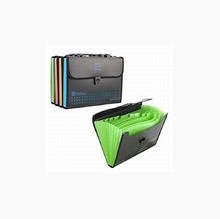 PVC чанта за документи Benge, 12 отделения