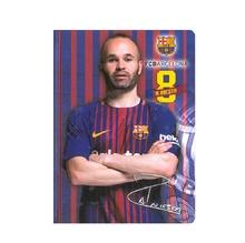 Тетрадка Barcelona, А5, твърди корици, 96 листа