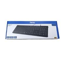 Клавиатура Hama KC-200, USB