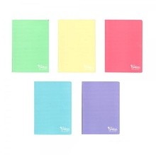 Тетрадка Meteksan Colors, А4, 80л.