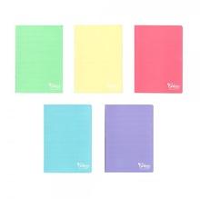 Тетрадка Meteksan Colors, А5, 80л.