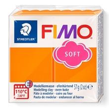 Полимерна глина STAEDTLER Fimo Soft №42, Мандарина