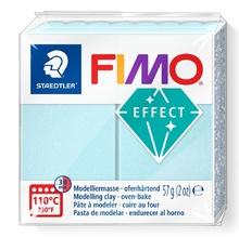 Полимерна глина STAEDTLER Fimo Effect №306, Ефект: Скъпоценен камък, Син леден кварц