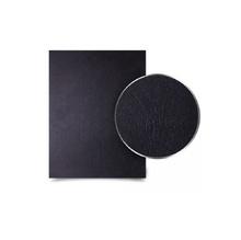 Корица, тип кожа, A4, 240 гр., черна