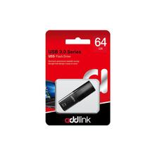 USB Флаш памет Addlink U55, 64GB, black