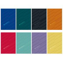 Тетрадка Gabol, One Color, А4, 60л., ш.ред, офсет