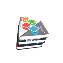Тетрадка Речник С 2 Полета, 300 Л., Твърди Корици